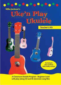 Uke 'n Play Ukulele Teachers Kit