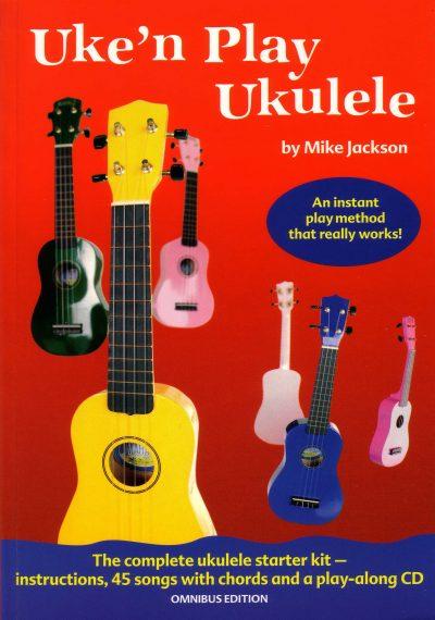 Uke 'n Play Ukulele Omnibus Edition