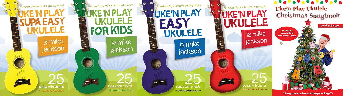 Uke n' PLay Ukulele Kits