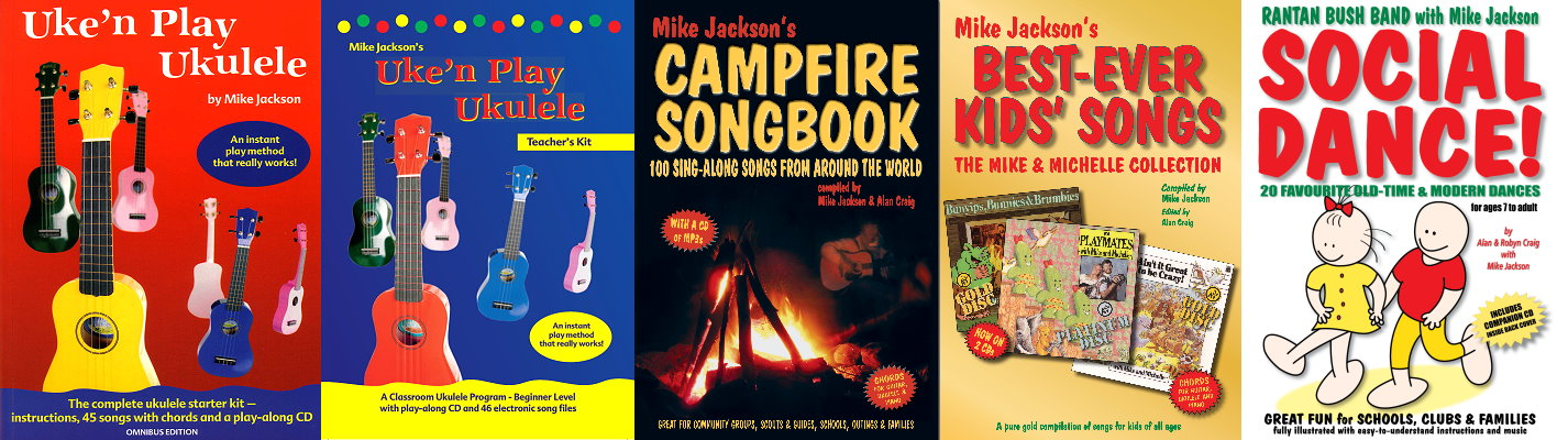 Songbooks and Dancekits