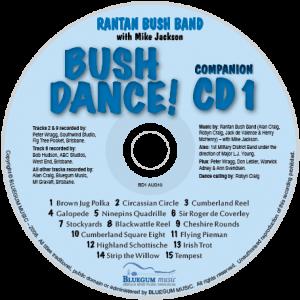 Bush Dance CD 1