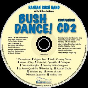 Bush Dance! CD-2