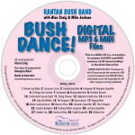 Bush Dance Digital CD