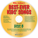Best-Ever Kids' Songs Disc-B