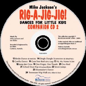 Rig-a-Jig-Jig! CD-2