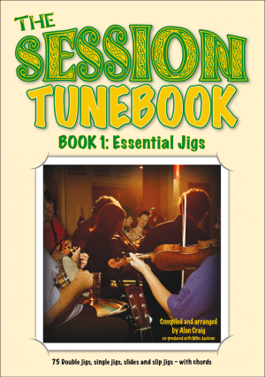 Session Tunebook: Book 1