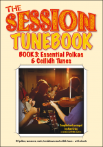 Session Tunebook: Book 3