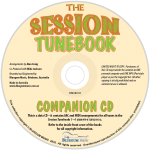 Session Tunebook: CD only